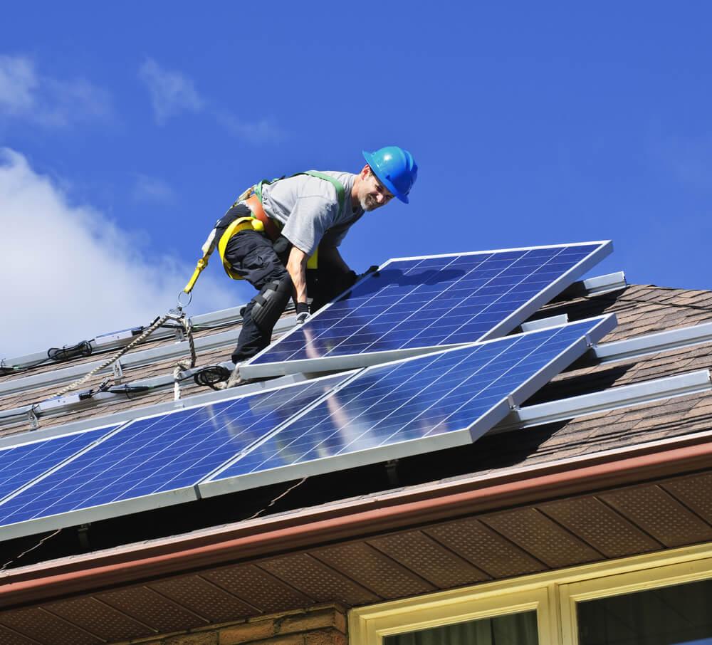 Solárne panely montáž Bratislava iElektrikár